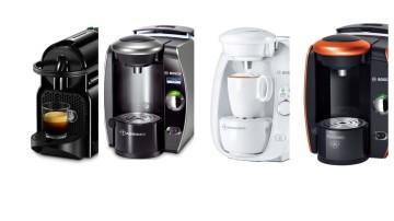 Обзор капсульных кофе-машины с регулировкой порции воды